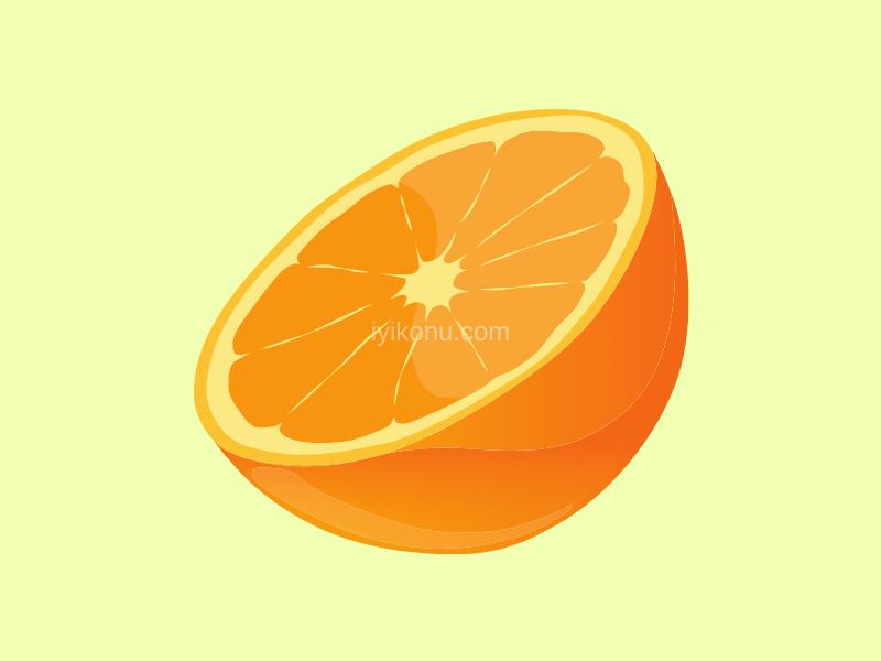 portakalda ne kadar c vitamini var